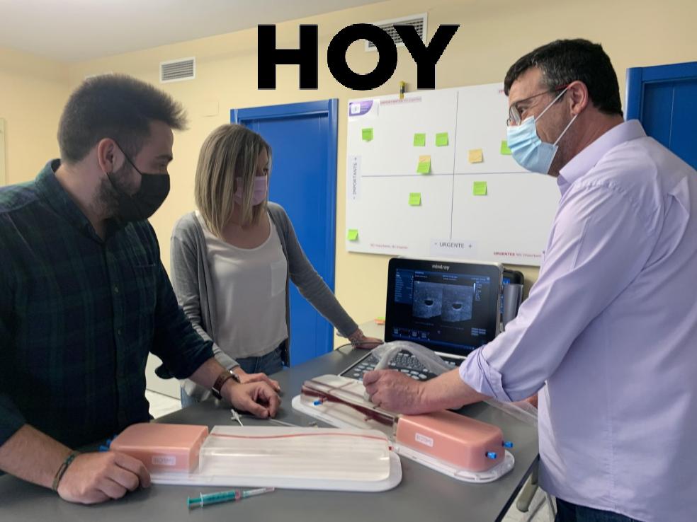 El periódico HOY se hace eco de la tecnología y trayectoria de BIOTME.